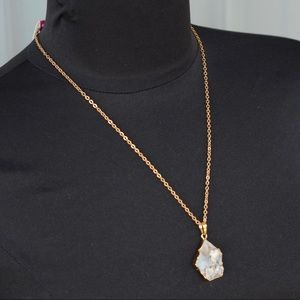 New American Eagle Stone Necklace